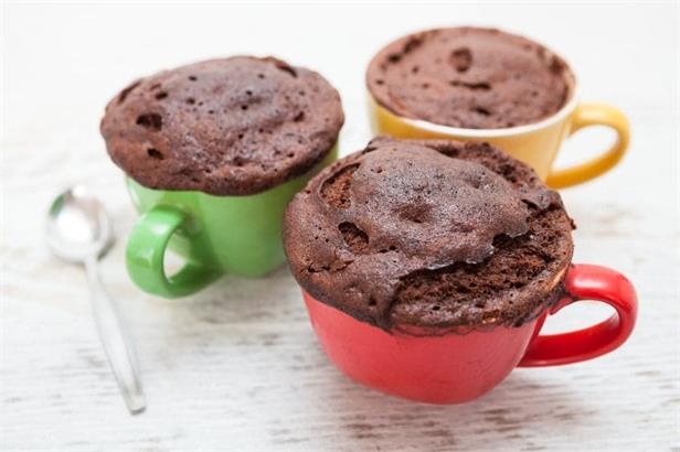 Coconut Chocolate Quick Muffin